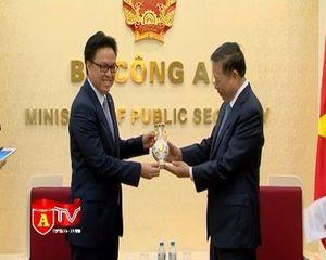 Tiếp tục thúc đẩy quan hệ hợp tác giữa Việt Nam và các nước