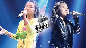 Bỏ lỡ tuyển sinh, cô bé này vẫn có một hành trình đầy cảm xúc tới chung kết The Voice Kids