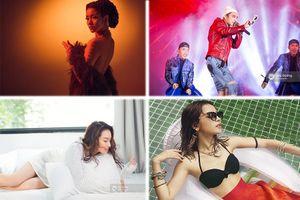Top 5 showbiz: Sơn Tùng M-TP diện quần 'ống dài ống ngắn', ngổ ngáo hát mặc kệ lùm xùm