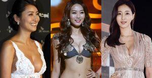 Hoa hậu Hàn Quốc: Nơi các mỹ nhân ngực 'khủng' lên ngôi!