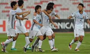 Video bàn thắng U19 Việt Nam 0-3 U19 Nhật Bản