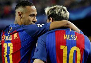 Bố của Neymar: 'Nếu không có Messi thì Neymar cũng không tồn tại'