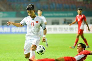 Nhà báo Hàn Quốc: 'Olympic Việt Nam rất khao khát và quyết tâm'