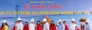 Chi 95 tỷ xây Đài kiểm soát không lưu ở Thanh Hóa