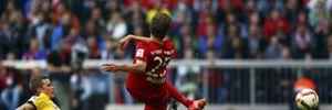 ĐHTB vòng 8 Bundesliga: Khắc tinh của Dortmund lãnh ấn tiên phong