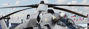 Nga kí hợp đồng bán trực thăng Mi-35 cho Afghanistan