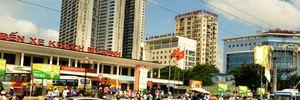 Người dân nườm nượp rời Hà Nội về quê nghỉ Tết