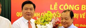 Ông Đinh La Thăng nói gì khi nhận chức Bí thư Thành ủy TPHCM?