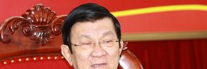 Chủ tịch nước thăm và chúc Tết chính quyền, nhân dân tỉnh Long An