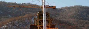 """Triều Tiên """"phóng vệ tinh"""" sớm hơn"""