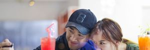 Hari Won vắng bóng đáng ngờ trong sinh nhật của Trấn Thành