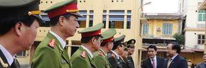 Ông Hoàng Trung Hải: Lực lượng Công an Thủ đô cần nêu cao tinh thần trước Đảng