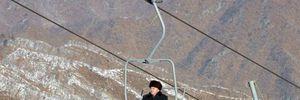 """Kim Jong-un nhờ """"cò"""" Trung Quốc để có khu resort trượt tuyết"""