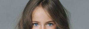 Mê mẩn trước vẻ đẹp thiên thần của người mẫu nhí xinh nhất thế giới