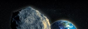 Thiên thạch bay sát trái đất vào tháng 3