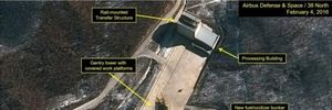 Triều Tiên tập kết nhiên liệu, sẵn sàng phóng tên lửa