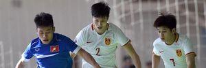 Tuyển futsal Việt Nam thắng dễ Trung Quốc 4-1