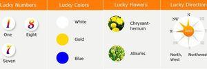 Những sai lầm cần tránh trong việc chọn con số, màu sắc may mắn trong năm Bính Thân