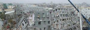 18 người chết, hơn 130 người còn mất tích trong vụ động đất Đài Loan
