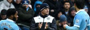 HLV Ranieri phấn khích trước lối chơi không e ngại của Leicester