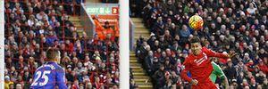 Liverpool đánh rơi chiến thắng trước Sunderland