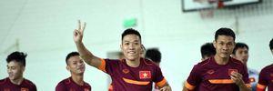 ĐT Futsal Việt Nam: Ăn Tết xa nhà, mơ giấc mơ World Cup
