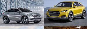 """Phân khúc SUV đang """"thắng lớn"""" tại thị trường châu Âu"""