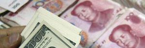 """Dự trữ ngoại hối Trung Quốc """"bốc hơi"""" thêm gần 100 tỷ USD"""