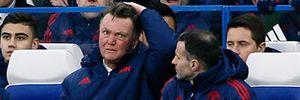 Tín Thể thao: Van Gaal ra điều kiện từ chức ở M.U