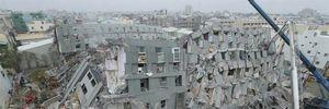 Giải cứu một người Việt mắc kẹt trong trận động đất Đài Loan