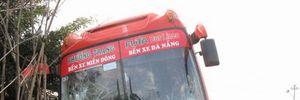 Xe khách Phương Trang va chạm với xe máy, 2 người chết