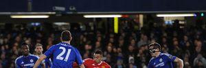Chelsea và MU chia điểm trong trận hòa đầy kịch tính và cảm xúc