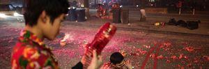 Dân Bắc Kinh ăn tết trong khói bụi ô nhiễm