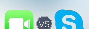 Chọn FaceTime hay Skype để thoại trên iPhone ngày Tết?
