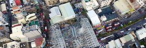 Hình ảnh vụ động đất khủng khiếp tại Đài Loan (Trung Quốc)