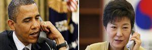 Hàn Quốc, Mỹ, Nhật Bản nhất trí thúc đẩy nghị quyết của LHQ về Triều Tiên