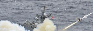 Tàu tuần tiễu của Bắc Triều Tiên bị bắn cảnh cáo