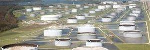 Giá dầu Mỹ rơi xuống dưới 28 USD/thùng