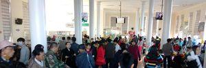 Mồng 3 Tết, gần 1.000 du khách du xuân đảo Lý Sơn