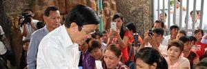 Chủ tịch nước Trương Tấn Sang: Cần đẩy mạnh chăm lo đời sống công nhân