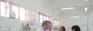 Ủy ban ATGT Quốc gia thăm bệnh nhân TNGT trong những ngày Tết