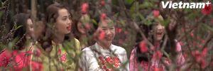 Rực rỡ sắc hoa từ mọi miền tổ quốc tại lễ hội Xuân Bính Thân