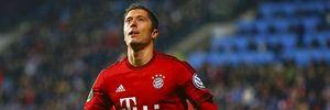 Bayern Munich dễ dàng vào bán kêt Cúp Quốc gia Đức