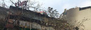 Chủ nhà đi chơi Tết, 6 căn nhà bị bà hỏa thiêu rụi