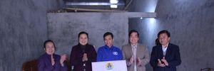 LĐLĐ tỉnh Yên Bái trao nhà 'Mái ấm công đoàn' cho NLĐ ngành Xây dựng