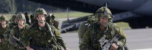 NATO đưa quân áp sát biên giới, Nga nhảy dựng