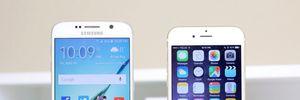 Các siêu phẩm Android tốt nhất vẫn thua iPhone 6s