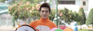 Đinh Ứng Phi Trường bất ngờ trở lại với MV Valentine
