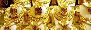 Giá vàng tăng chóng mặt