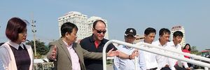 Đà Nẵng ráo riết chuẩn bị đón Cuộc đua thuyền buồm vòng quanh thế giới